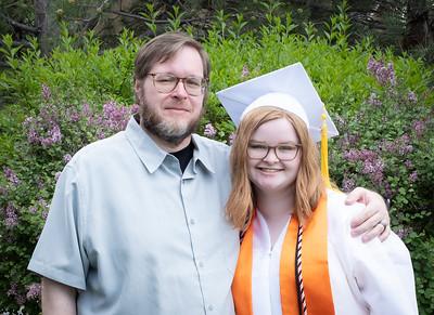 Katie Graduation