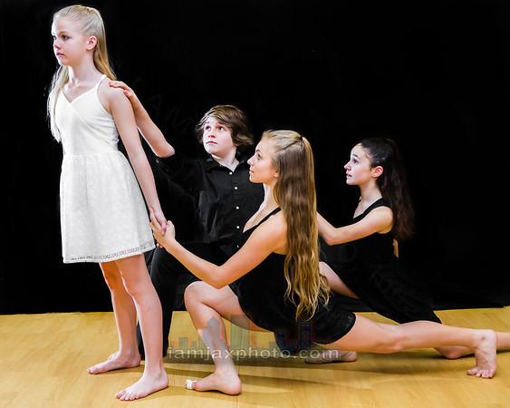 Building Dances Groups
