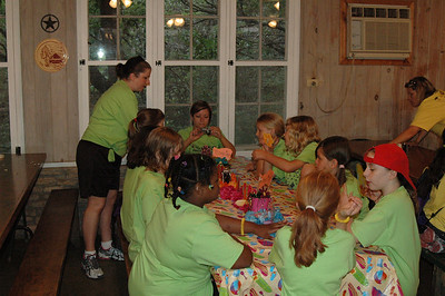 Girl Scout Camp 09