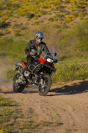 2008 BMW GS PRESS ARIZONA