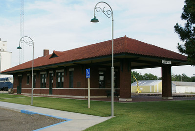 Railroad Depots and Stations