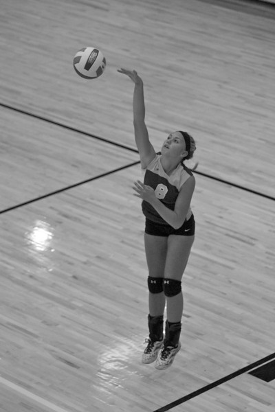 Adams HS JV Volleyball 2011