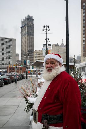 Beacon Park Santa Photos 12/16