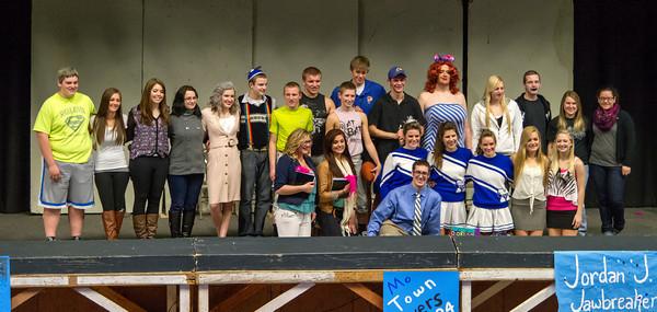 2014 Monticello Sr. Class Play
