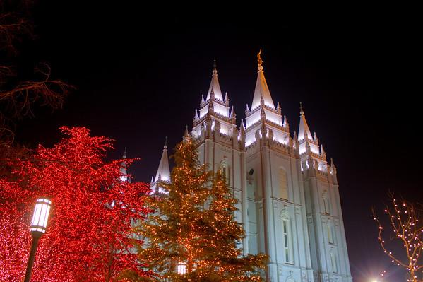 LDS (Mormon) Temples