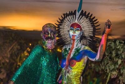 XAMÂ - baile do sarongue 2018