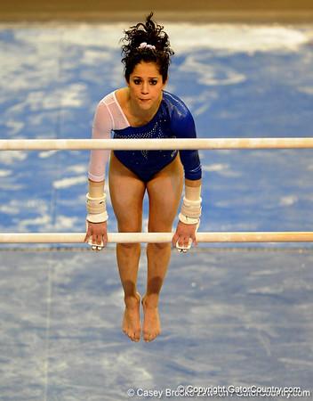 Photo Gallery: UF Gymnastics vs. Arkansas, 1/15/10