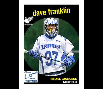Israel Dave Franklin TOPPS 1959 (ELC2012)
