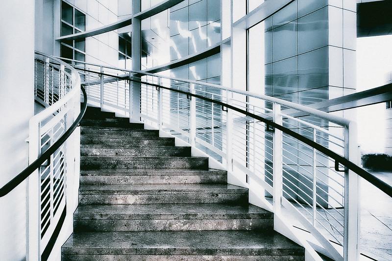 September 9 - Stairs to.jpg