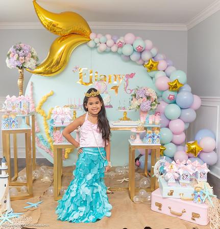 Eliany's Mermaid Birthday