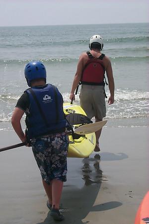 Adventure Sea Kayaking 2004