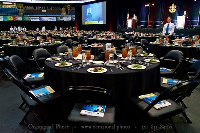 Metro Golden Eagle Dinner, 2015-04-14