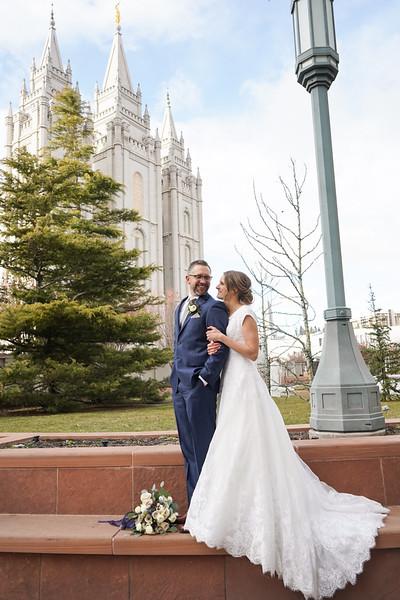 Marcie + Doug Wedding