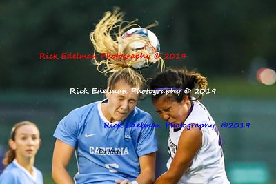 UNC vs UW Women's Soccer