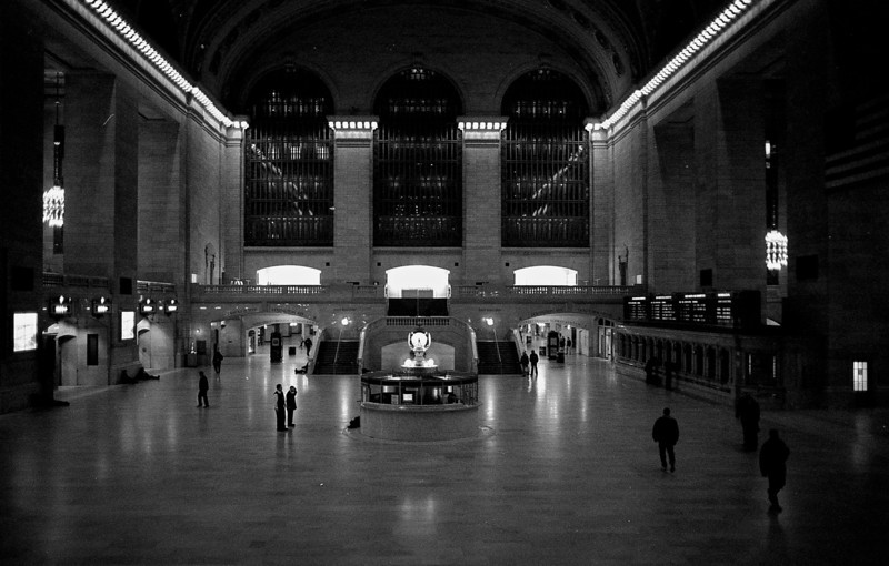 Grand Central Main Hall