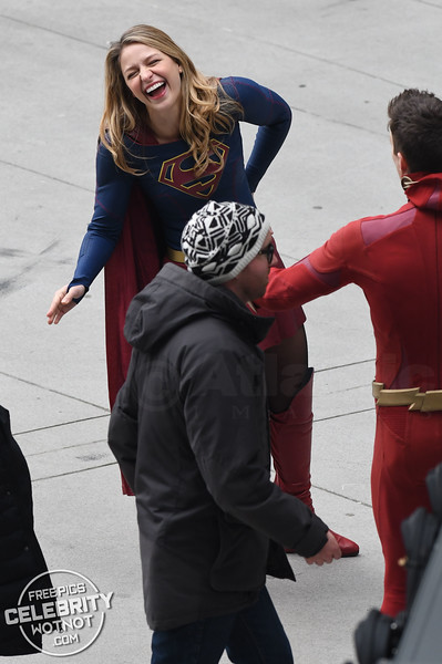 Supergirl Elsewhere World Crossover With Brainiac, Superman, The Flash & More!