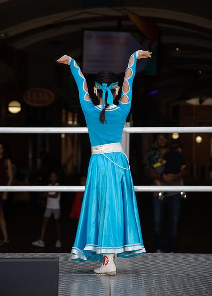 Mongolian Dance Ensemble; Fiesta Asia Silver Spring