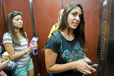 27789 WVU Freshmen Sadie Kalathunkal Interview August 2011