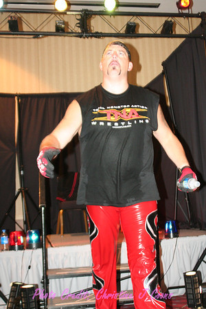 Saturday Matches - 09 Dustin Rhodes vs Tully Blanchard