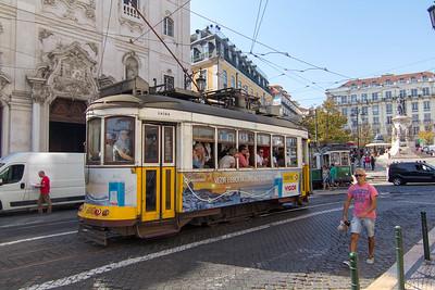 2017_10_11 - Day 16 Bilbao to Lisbon