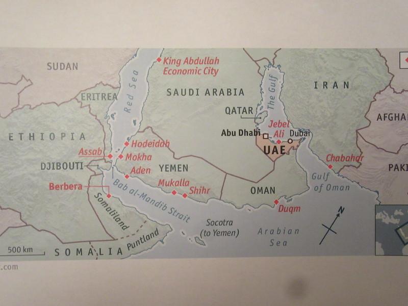 002_Djibouti. Plus petit pays de la Région. Position stratégique sur la Mer Rouge. Au confleunt de deux continents, Afrique et Asie.JPG