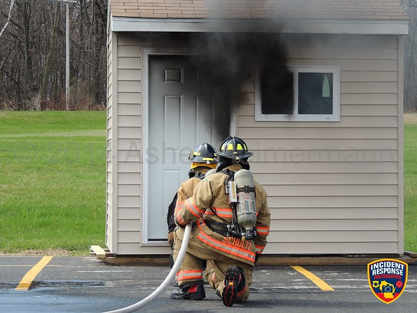 Sheboygan Fire Department Training on May 5, 2014