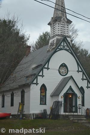 Adirondack to Ontario : November 2, 2012