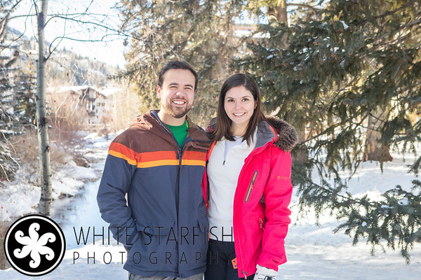 Vail Family Photos - Vail Village - Cline