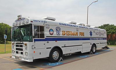 Sherman Fire Department's Ambus