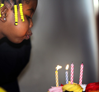 Kaniyah's 4th Birthday
