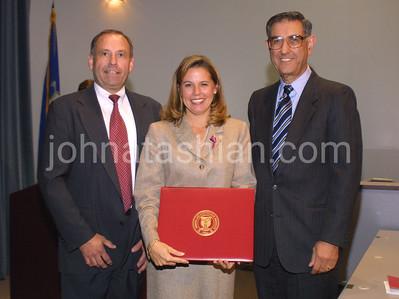 Rensellear - School of Business Graduation - September 21, 2001