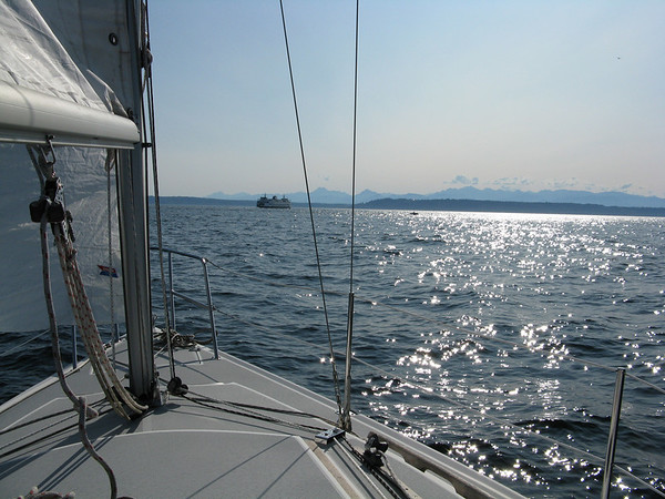 Sailing 2009