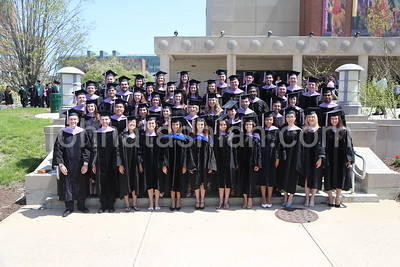 UCONN Health - Commencement Class Photos - May 12, 2014