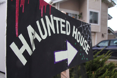 Halloween 2012 - Haunted Tom's House