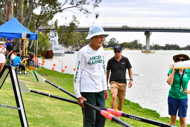 2018 Berri Rowing Club Regatta