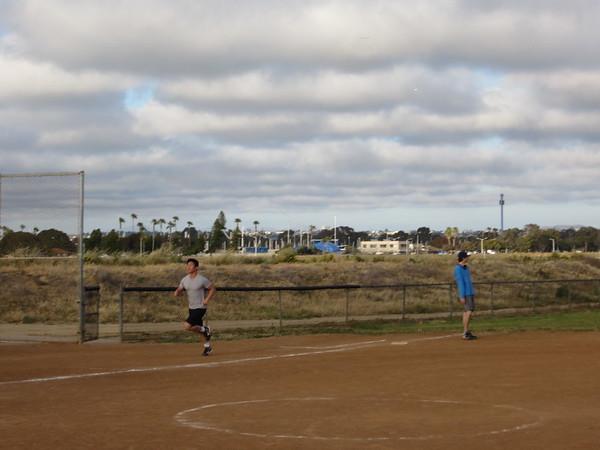 2012-03-14 Softball, Mon, Field 8
