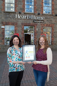 Judith Poucher and Rachel Andrews from Heart and Home the Quays. R1426028