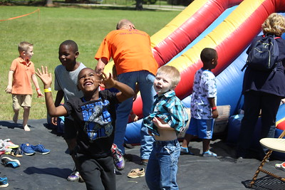 First Baptist Church Center hosts spring block party on Saturday