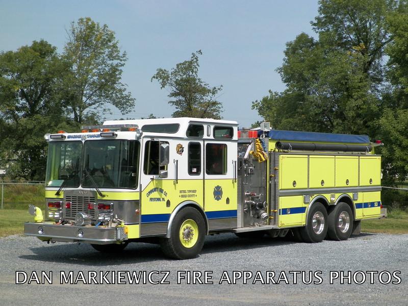 FRYSTOWN COMMUNITY FIRE CO.