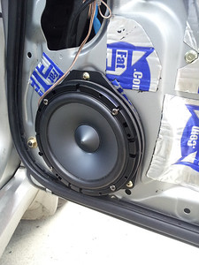 2006 Subaru Forester Front Door Speaker Installation - USA