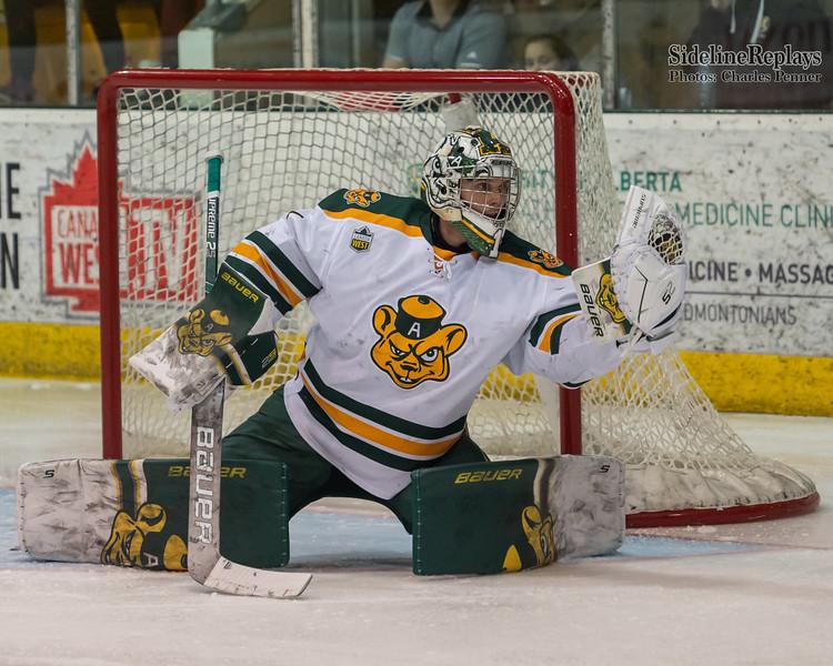 Hockey - UofA Golden Bears vs UofL Pronghorns