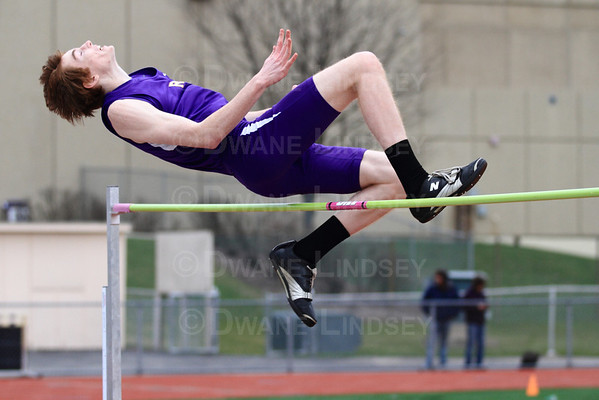 Boys Track and Field - 04-16-13