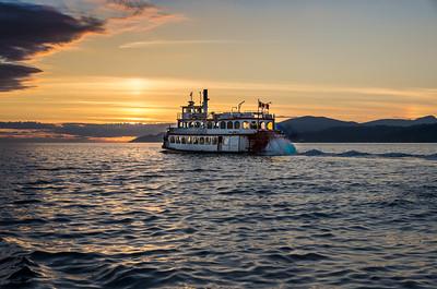 Boat trip 2014