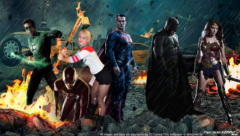 Harley & The Justice League