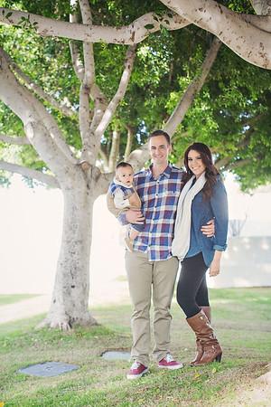 Marissa, AJ and Parker