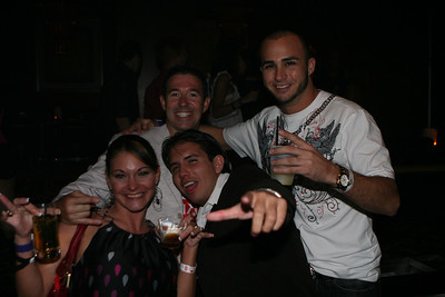 The LFL's Tampa Bay Breeze shows off at Floyd's  Sept 12,2008