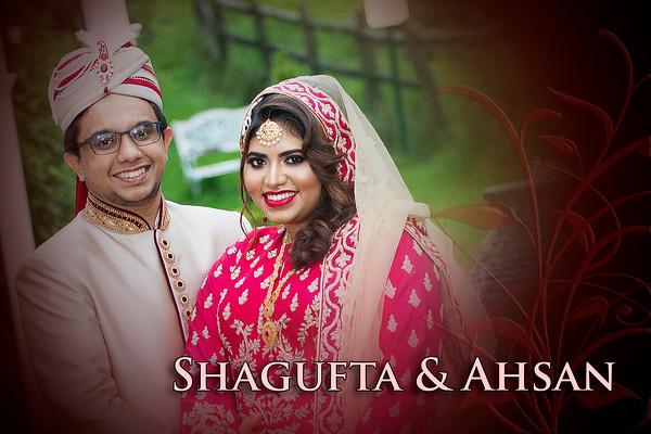 Shagufta & Ahsan