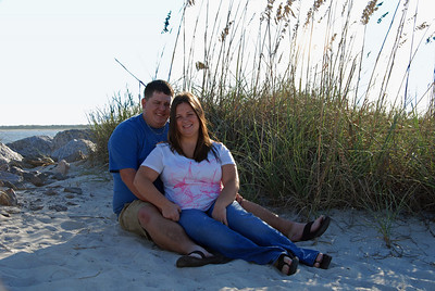 Engagement Pix @ the Beach