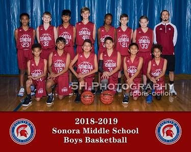 Sonora Boys Basketball