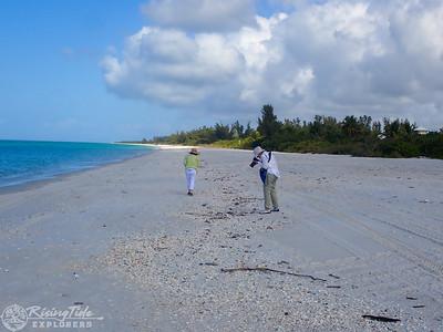 Life's a Beach Shelling Tour -Maxwell & Martin